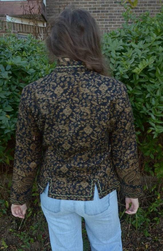 Paisley Jacket - image 3