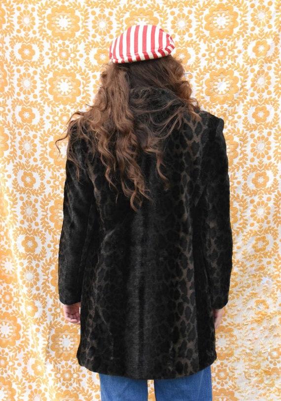 Leopard Coat - image 4
