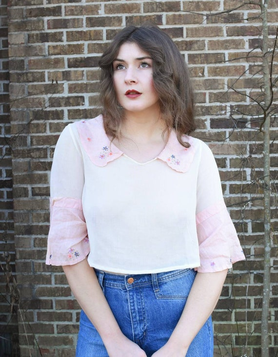 Homespun Blouse