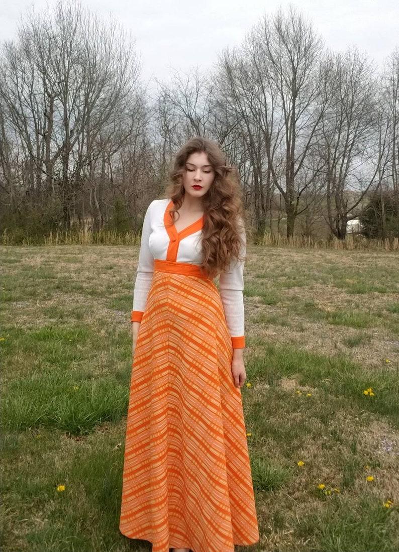 Tangerine Maxi