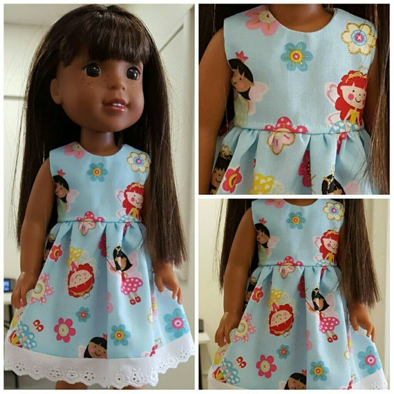 Fairies Willie Wisher Dress 14.5 Inch Doll and Disney Toddler Doll