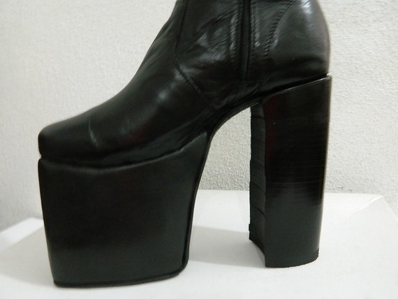 a5915c9294b 70s men or woman glam style black 5