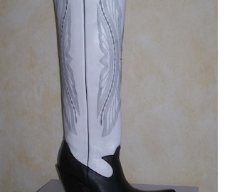 Hand made custom boots  make your dream boots come true men or woman