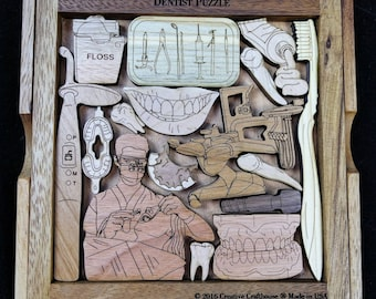 The Dentist Puzzle – more painful than a root canal?