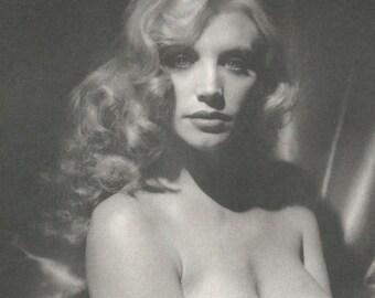 vintage magazine page arlene dahl 1962 from 1978 playboy | etsy