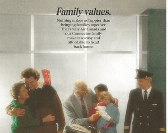 canadian family values