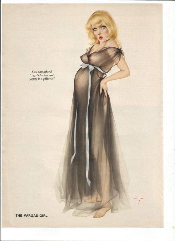 ADULT 1970S Farrah Fawcett Playboy Vintage by HouseOfTheFound