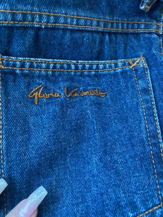 RARE Gloria Vanderbilt High-Rise 80's Jeans