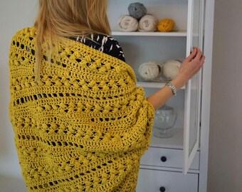 c290d69e3962 Crochet cardigan