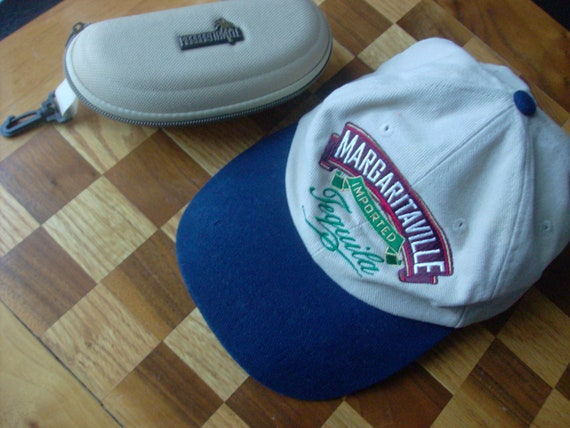 MARGARITAVILLE Cap Hat and Eyewear Case  97a7ea5df928