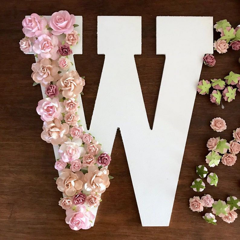 Blush Pink Mauve Paper Flowers Diy Wedding Signs Wedding Card Box Rustic Wedding Decor Diy Wedding Favors