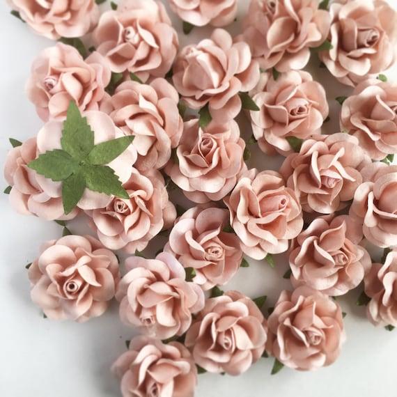 Blush pink paper flowers wedding paper flower backdrop wall etsy image 0 mightylinksfo