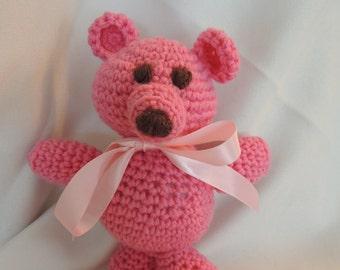 Crochet Amigurumi Bear