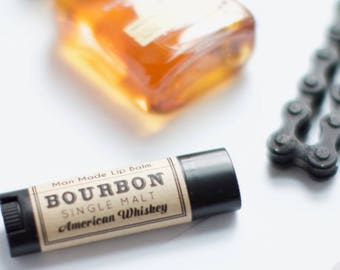 Funny Father's Day gift, Bourbon Gifts Fathers Day Gifts Beer Gift Foodie Gift Bourbon lip balm Moscow Mule Gift Bourbon Lover Gifts for men
