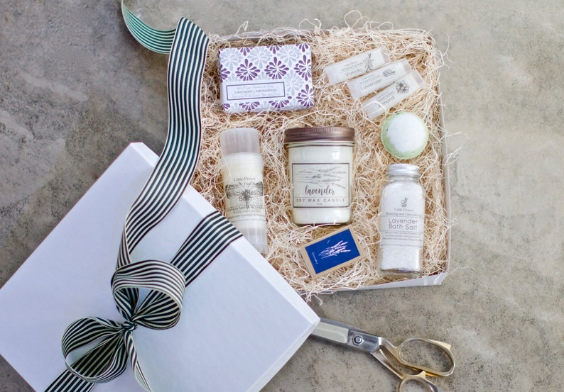 Luxury Spa Gift Box For Women Set Gifts
