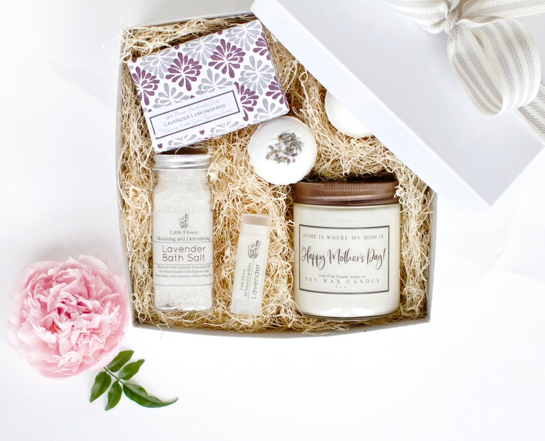 Personalized Mother's Day Gift Box Mother's Day gift from daughter, gift from son, first mother's day, mothers day gift ideas, mother in law