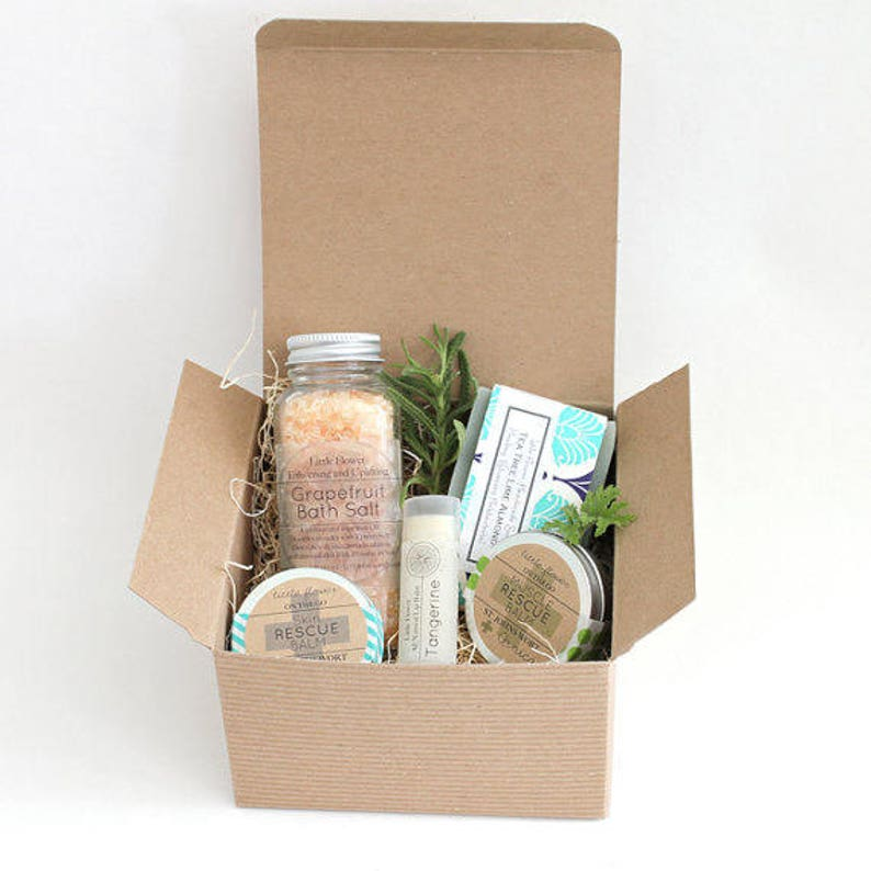 Spa Gift Set Personalized Gift Set Self Care Mother's image 0