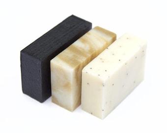 Gift For Men, Mens Gift, Men Soap Soap Bars, Man Soap, Natural soap, cold process soap, all natural soap, boyfriend