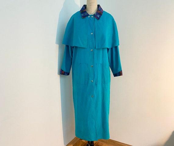 80's Duster Medium | Vintage Sheyenne Duster Jacke