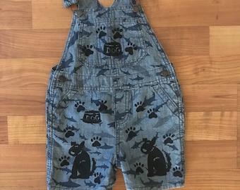 18-24m Oshkosh Overalls Boy 18-24m Boy Summer Clothes Toddler Overalls Oshkosh Overalls, Unisex Boy Birthday 18-24m Boy Gender Neutral