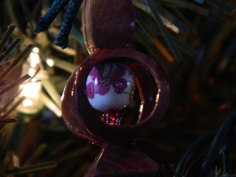 Holiday Ornament Collection Series  Mini Size Ornament M1022 image 0