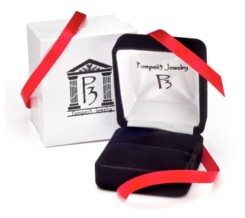 14CT Diamond Guard Ring Enhancer Wedding Band 14K Rose Gold Size 4-10