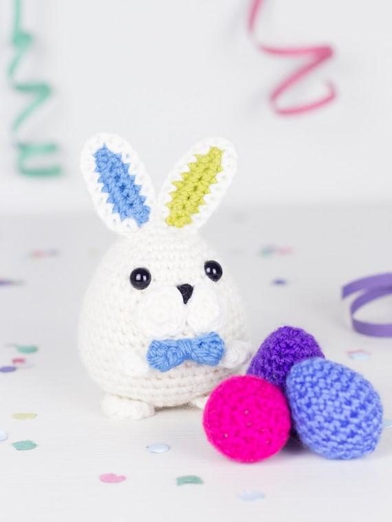 Patrón de ganchillo Magicus el conejo de Pascua por Tremendu   Etsy