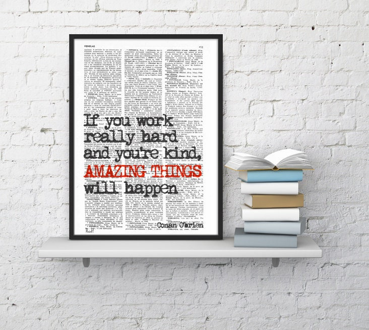 christmas gifts for her inspirational quote print boyfriend gift gift motivational college dorm poster print house poster print tyq08