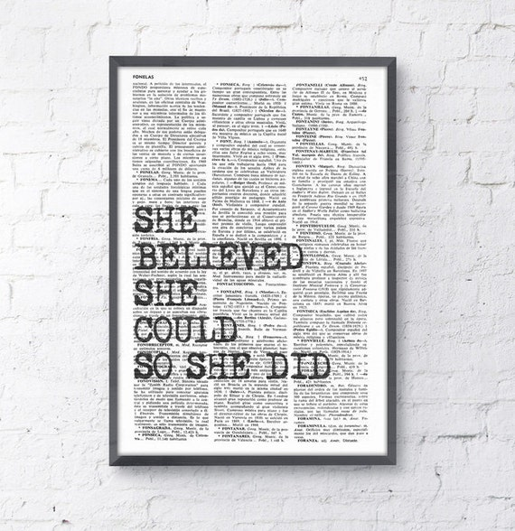 GIRL BEDROOM Art, Sister BIRTHDAY Gift for Her, Bedroom Decor Wall Quote , Girl Quote Poster Artwork TYQ003