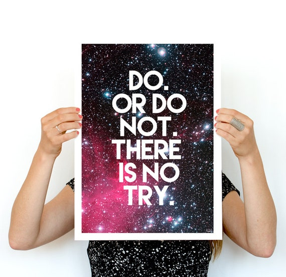 Star wars inspirational poster, Wall Art, Wall decor, Star wars inspired Art, Wall Hanging star wars, Wholesale, Poster,  TYQ201WA3