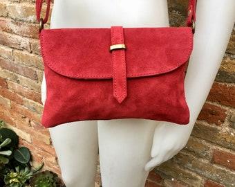 Red suede bag,Burgundy leather bag,Red leather bag,Red suede tote bag,Dark red handbag