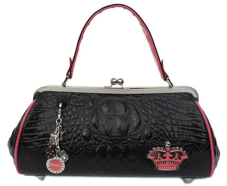 Couture Vintage High Roller inspired Handbag. Handmade in the image 0