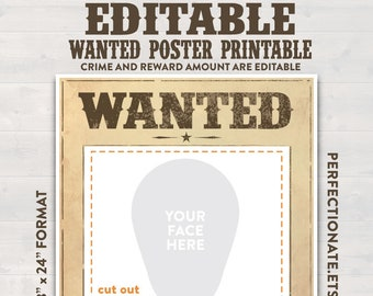 photograph regarding Printable Help Wanted Sign identified as Ideal indication Etsy