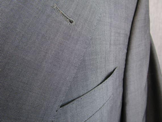 90 homme s 44R Armani Collezioni homme 90 costume gris b7ff26
