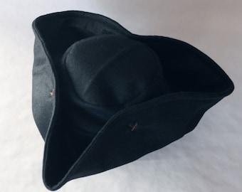 Pirate hat, boy pirate hat, baby pirate hat, carnival costume, pirate costumes, birthday costume, photo prop pirate, kids pirate, Halloween