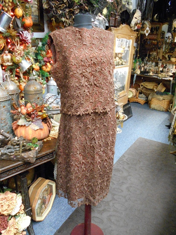 Dark Chocolate Lace  Morlove Outfit