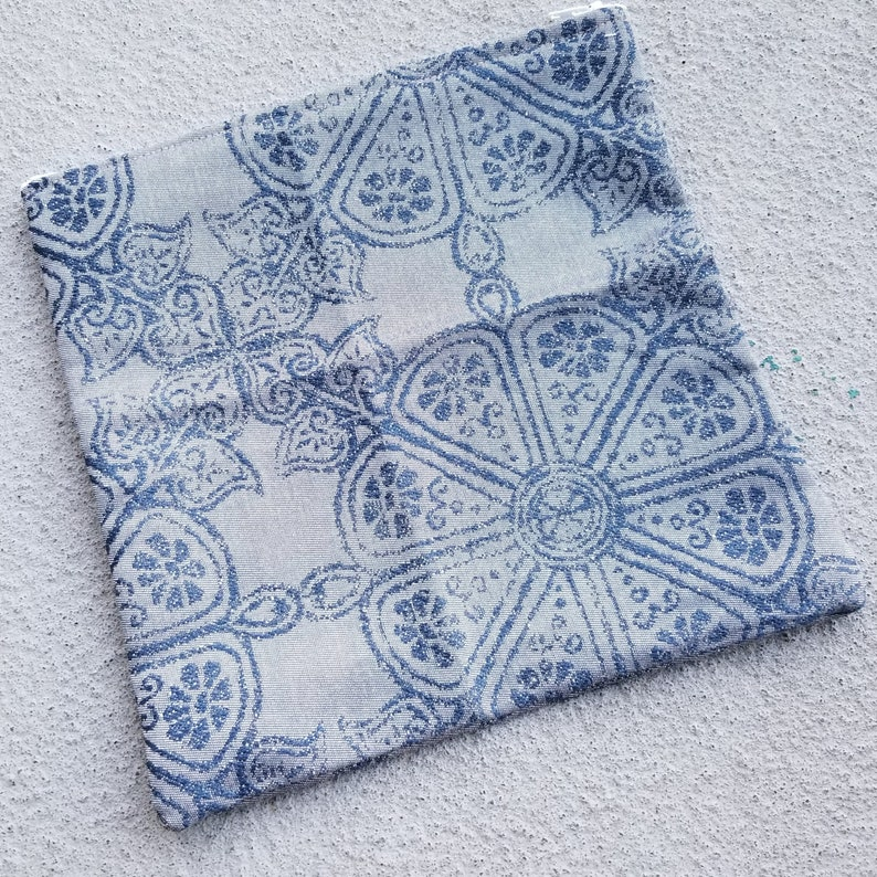Set of 2 Fabric Pouches-P24