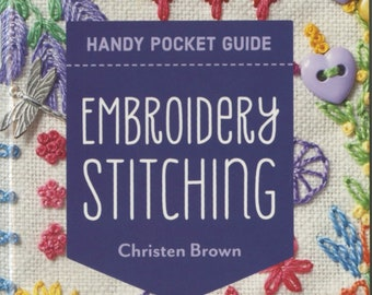 Embroidery + Sewing