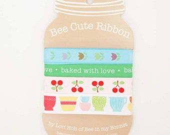 Ribbon • Trims • Buttons