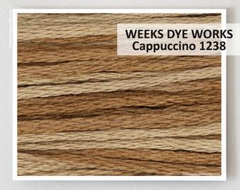 Floss: Weeks Dye Works