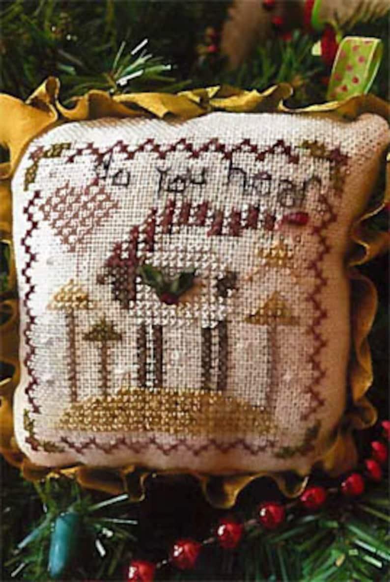 NEW SHEPHERD'S BUSH Do You Hear counted cross stitch image 0