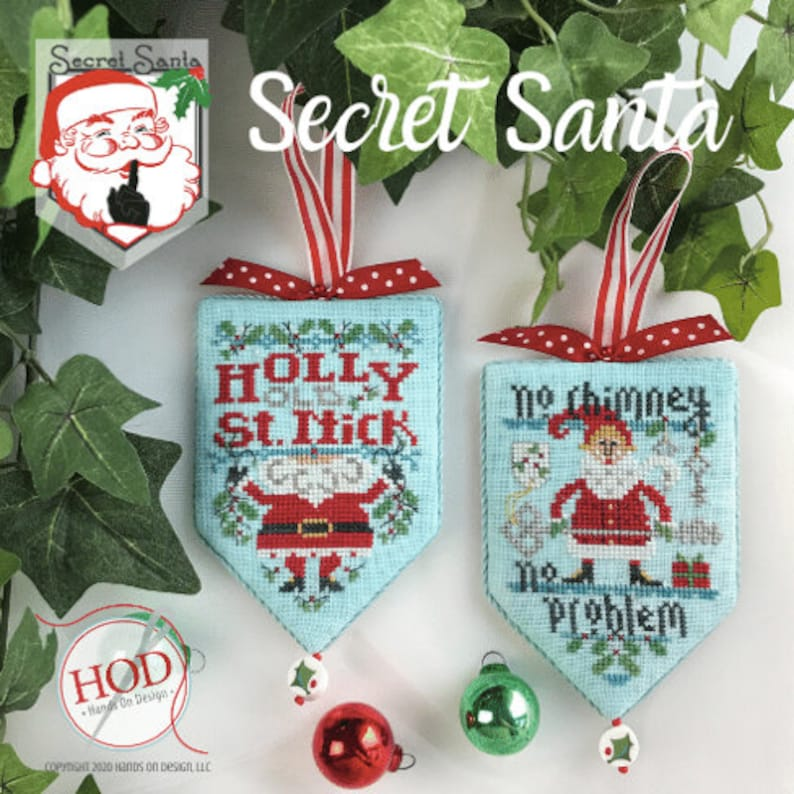 Pre-order 2 New Designs Pick One HANDS ON DESIGN Holly St. image 0
