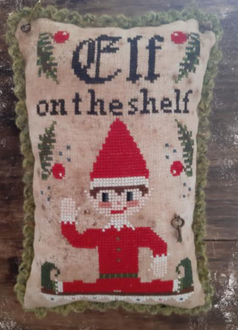 Pre Order New FAIRY WOOL in the WOOD Elf On The Shelf with 2 image 0