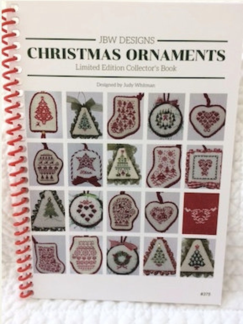 Limited Edition NEW JBW DESIGNS 20 Christmas Ornament image 0