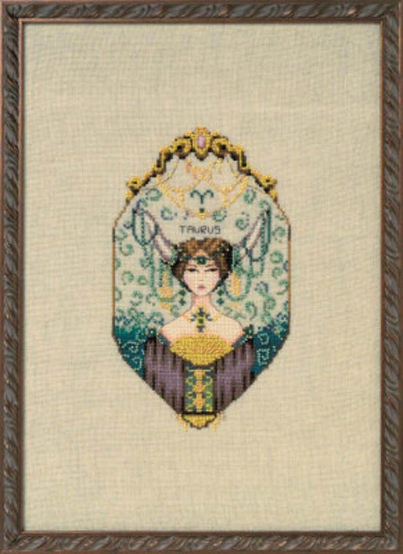 NORA CORBETT Taurus Embellishment Pack ONLY Zodiac Girls image 0
