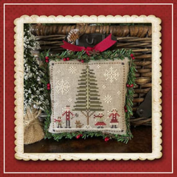 Jack Frost/'s Tree Farm #2 Douglas Fir 10/% Off LHN Counted X-stitch chart