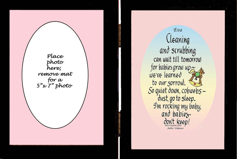 Cleaning and Scrubbing-FREE US Shipping-personalized gift for image 0