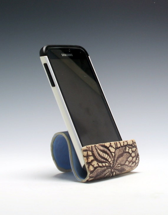 image 0 - Cell Phone Business Card Holder