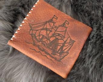 Wayfarers Leather Bifold Wallet