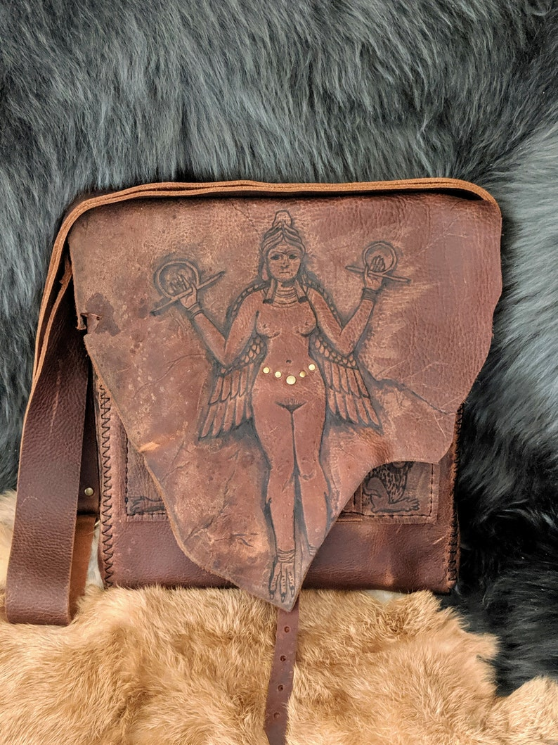 Goddess of the Night Satchel purse bag image 0